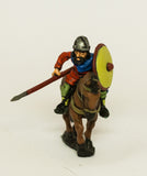 AC4 Carolingian: Medium cavalry with round shield