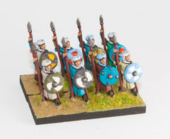 AEA11 Arab: Spearmen at the ready