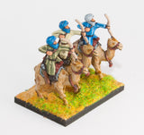 AEA7 Arab: Camel rider with bow