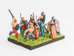 AGB10 Ancient British / Gallic: Swordsmen