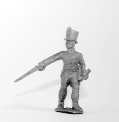 AHN39 Austrian-German 1804-12: Line Infantry Officer in Shako