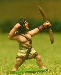 ANK11 New Kingdom Egyptian: Nubian archer