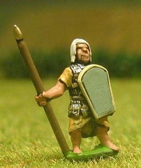 ANK5 New Kingdom Egyptian: Heavy spearman