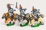 AUO10 Austrian Army 1861-66: Cavalry: Hussars, assorted