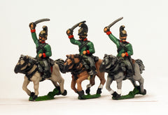 AUO14 Austrian Army 1861-66: Cavalry: Dragoons or Chasseurs