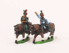 AUO20 Austrian Army 1861-66: Cavalry: Staff Officers