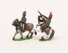 AUO21 Austrian Army 1861-66: Cavalry: Staff Officers