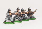 AUO6 Austrian Army 1861-66: Infantry: Feld-Jagers, assorted poses