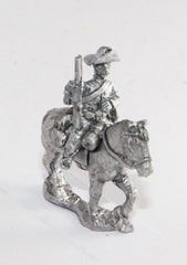 BG57 Union or Confederate: Trooper in Slouch Hat with shotgun