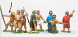 BIB19 Hordes: Lots of different figures in assorted poses, with various weapons.  Good for ALL Biblical and Macedonian & Punic Wars armies