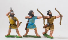 BIB2 Canaanite: Bowmen, assorted poses