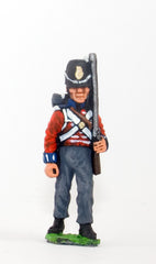 BN101 Infantry 1813-15:with Shouldered musket