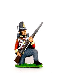 BN104 Infantry 1813-15: kneeling ready