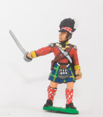 BN19 Highlander: Officer