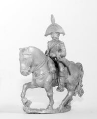BN28Heavy Dragoon: Trumpeter in Bicorne