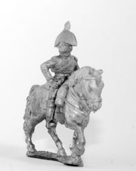 BN29 Heavy Dragoon: Officer in Bicorne