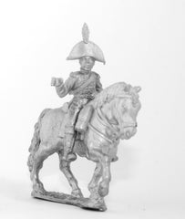 BN30Heavy Dragoon: Guidon Bearer in Bicorne