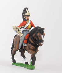 BN40 Heavy Dragoon: Trumpeter in Helmet