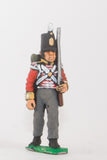 BN4 Grenadier or Light Coy: with shouldered Musket