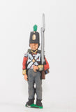 BN4a Grenadier: at attention
