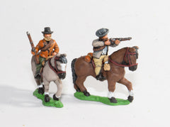 BOW5 Boers: Mounted Infantry, walking horses, assorted poses