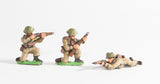 BRIT2 British 1939-45: Infantry laying/kneeling