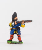 BRO11 European Armies: Grenadier in Fur Cap: Firing (Austria, Bavaria etc.)