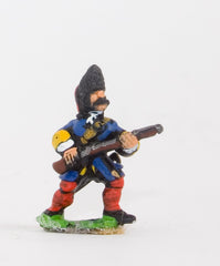 BRO12 European Armies: Grenadier in Fur Cap: Ready (Austria, Bavaria etc.)