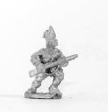 BRO17 European Armies: Grenadier in Mitre with Falling Bag: Advancing (English / Danish)