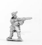 BRO23 European Armies: Leibguard in Wide Brim Hat, firing