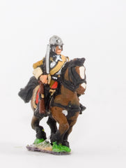 BRO35 European Armies: Cuirassier in Pot Helmet, charging (All Nationalities)