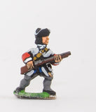 BRO3 European Armies: Line Infantry in Tricorne & Gaiters: Advancing (All Nationalities)