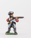 BRO4 European Armies: Line Infantry in Tricorne & Gaiters: Firing (All Nationalities)