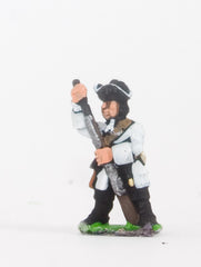 BRO61 European Armies: Dismounted Dragoon in Tricorne, loading