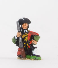 BRO7 European Armies: Guard Infantry in Tricorne & Gaiters: Kneeling (All Nationalities)