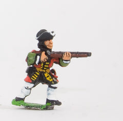 BRO8 European Armies: Guard Infantry in Tricorne & Gaiters: Firing (All Nationalities)