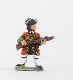 BRO9 European Armies: Guard Infantry in Tricorne & Gaiters: At the ready (All Nationalities)
