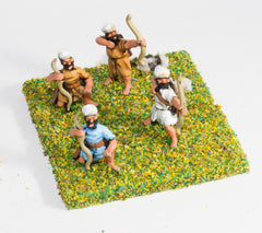 BS116 Sea Peoples: Archers - mixed types