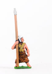 BS5 Sumerian: Spearman, spear upright
