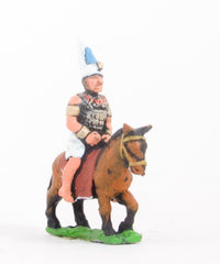 BS12 Old & Middle Kingdom Egyptian: Command pack: Pharoah on mule with bodyguard infantry