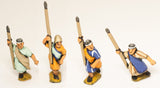 BS43a Hittite: Spearmen, assorted poses