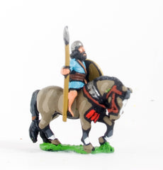 BS64 Middle Assyrian: Medium cavalry with javelin & shield