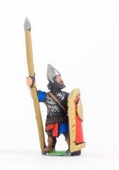 BS83 New Assyrian Empire: Heavy spearman long shield
