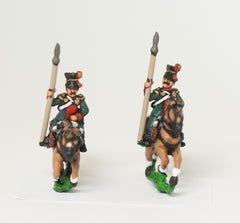 AUO12 Austrian Army 1861-66: Cavalry: Lancers