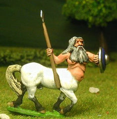 FAN1a Centaur: with Spear & Shield