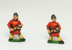 CHO18a Generic Chinese Infantry: Early Handgunners