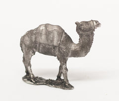 CM5 Camels: with saddlecloth, head variants