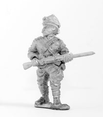 CO24a British: Dismounted Camel Regiment Trooper (head variants)