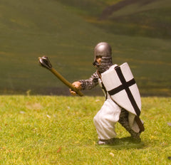 CR10 Crusades: Dismounted Knight Templar