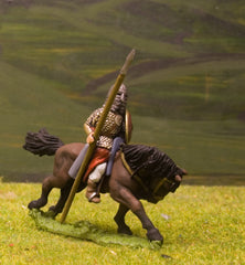 CR14 Crusades: Cuman Heavy Cavalry with Lance, Bow & Shield